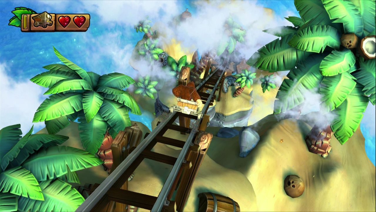[TEST] Donkey Kong Country : Tropical Freeze sur Wii U