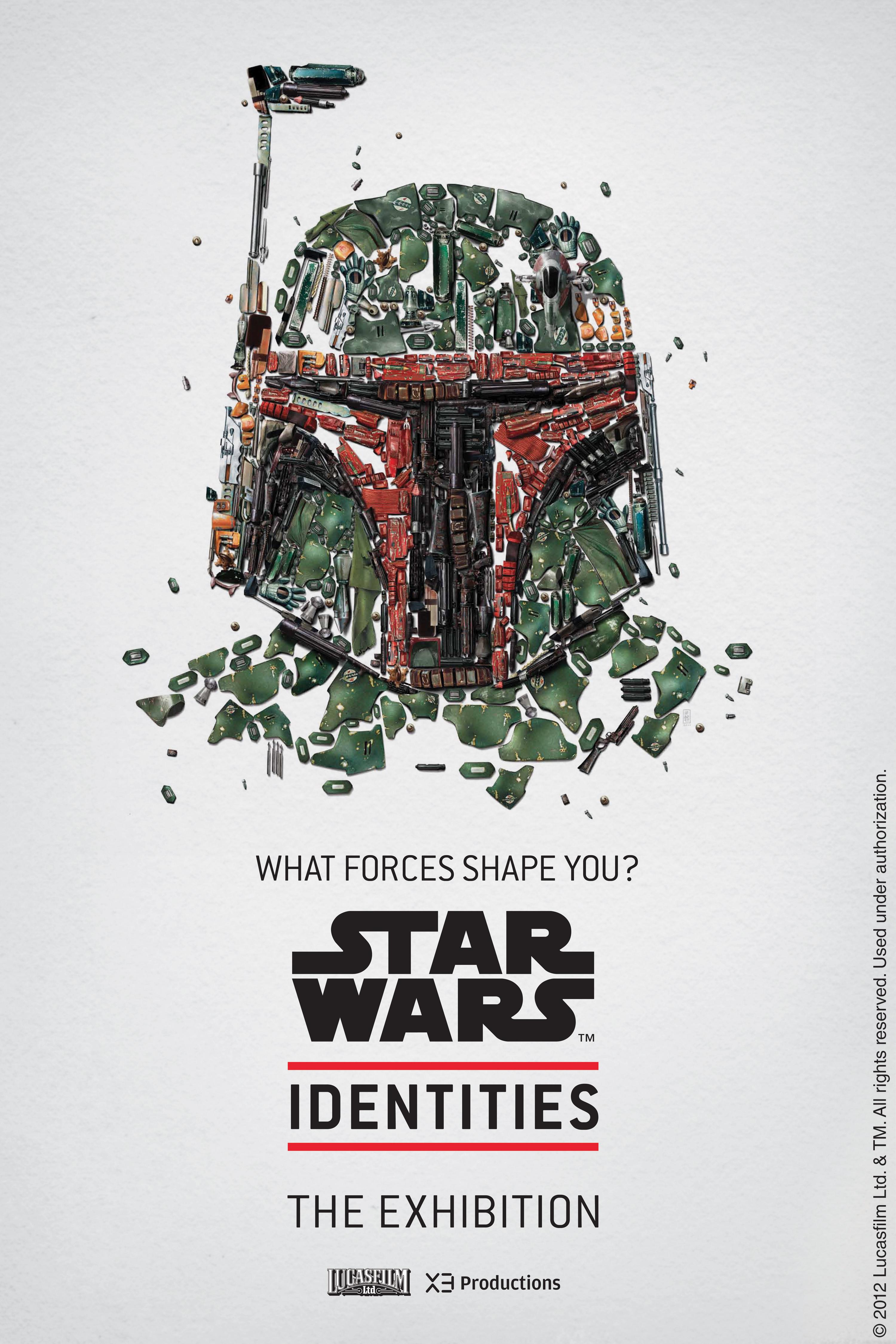 [COMPTE-RENDU] Exposition Star Wars Identities