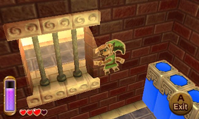 [TEST] The Legend of Zelda – A Link Between Worlds sur 3DS