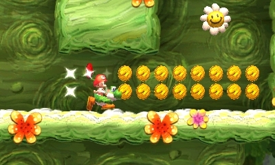 [TEST] Yoshi's New Island sur 3DS