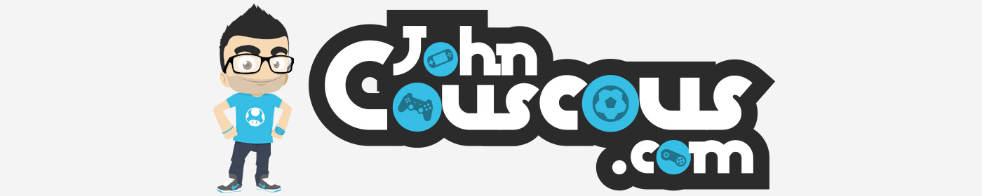 JohnCouscous.com : PS4, PSVita, PS3, 3DS,