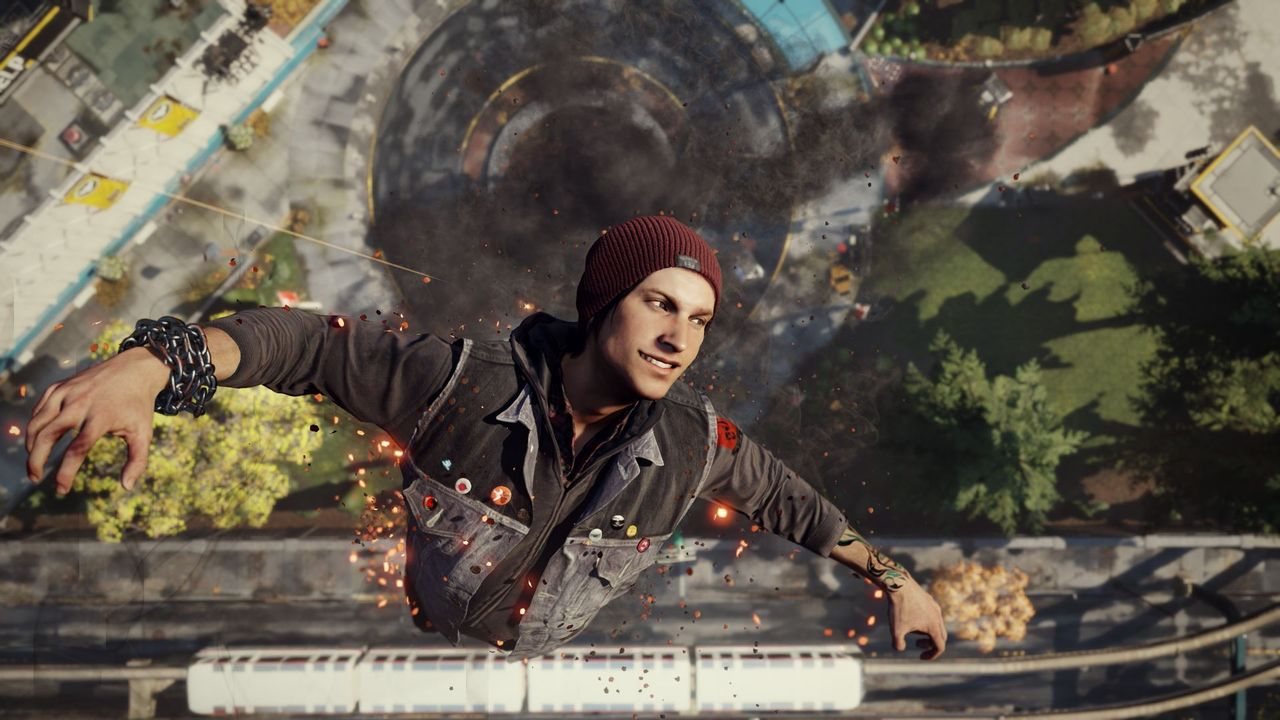 [TEST] inFAMOUS : Second Son sur PS4