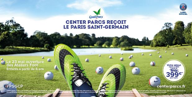 [COMPTE-RENDU] Center Parcs s'invite au Parc des Princes