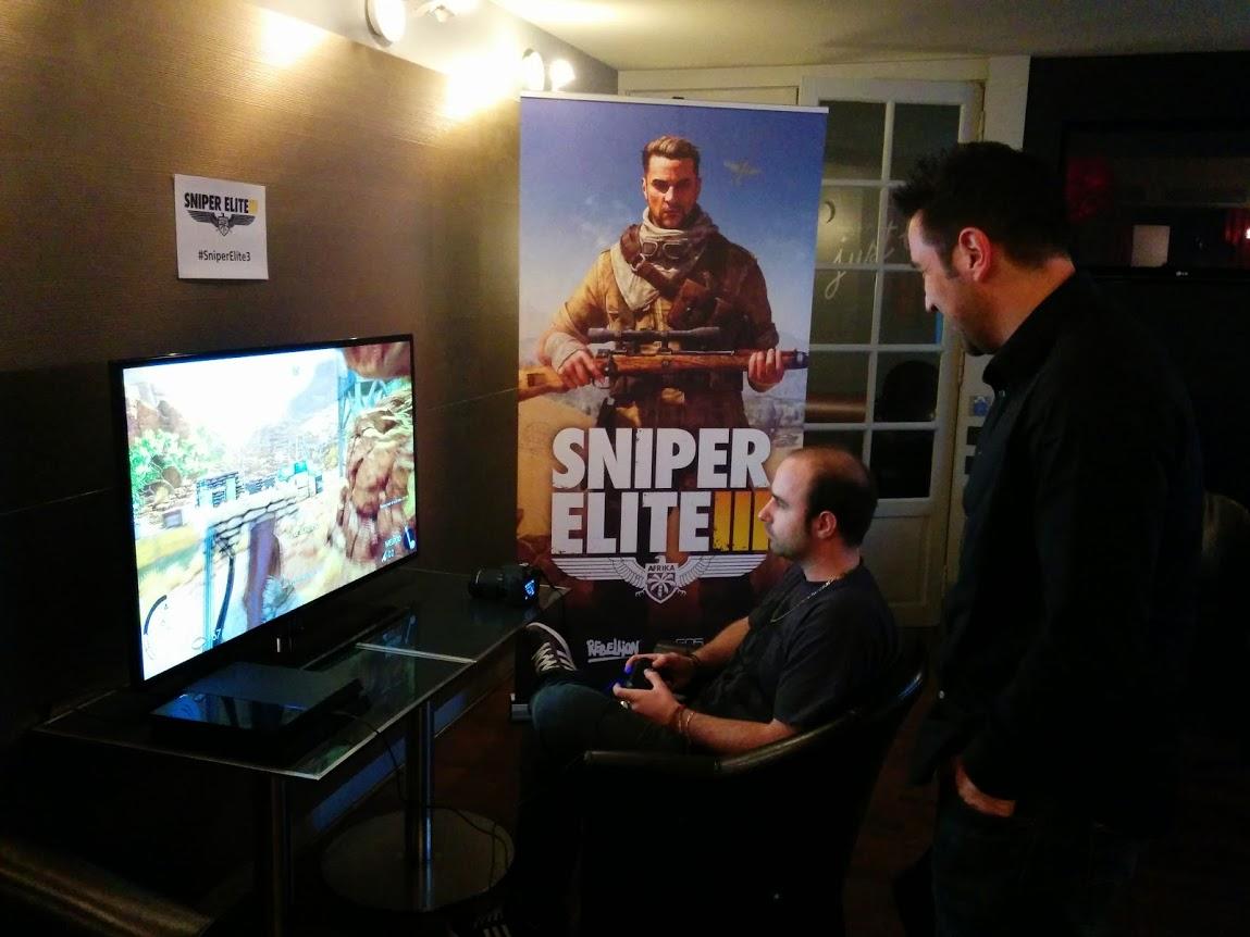 [COMPTE-RENDU] Preview de Sniper Elite III
