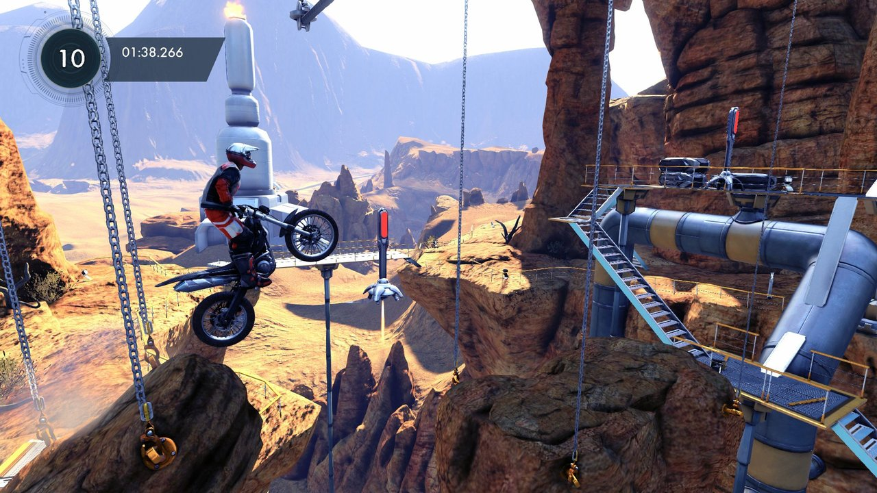 [TEST] Trials Fusion sur PS4