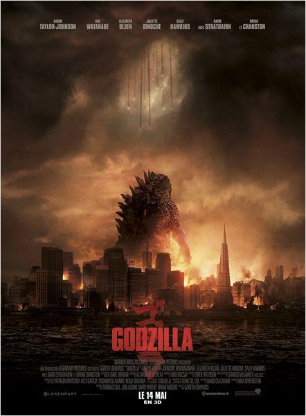 [CINEMA] Preview de Godzilla et Edge of Tomorrow