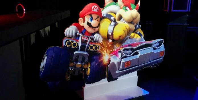 [COMPTE-RENDU] Soirée de lancement Mario Kart 8