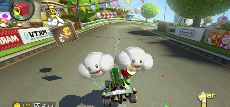 [TEST] Mario Kart 8 sur Wii U