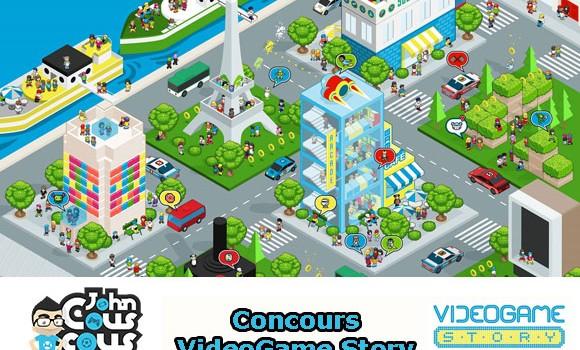 [CONCOURS] Gagnez des places pour la VideoGame Story