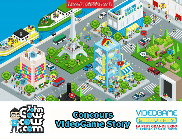 ConcoursVideoGameStory
