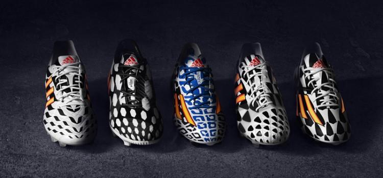 [FOOTBALL] Quelles chaussures pour le mondial ?