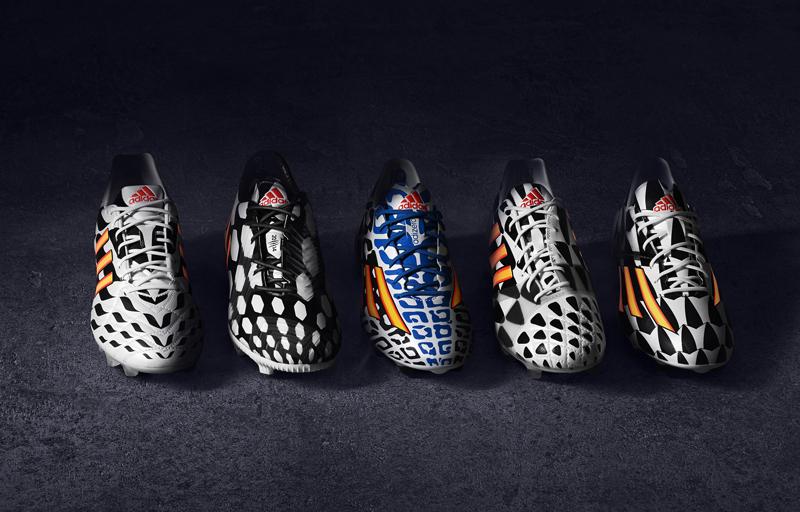 FOOTBALL] Quelles chaussures pour le mondial