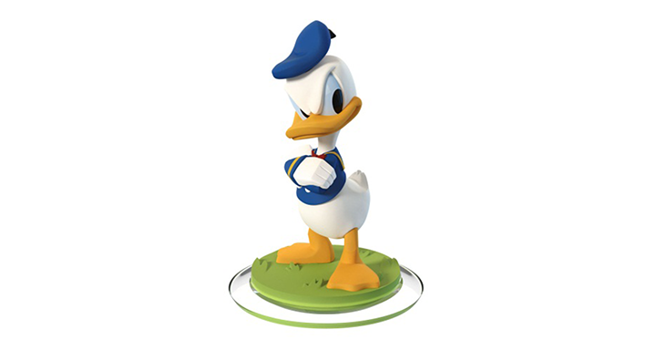 DisneyInfinity2.0-Avis-Donald