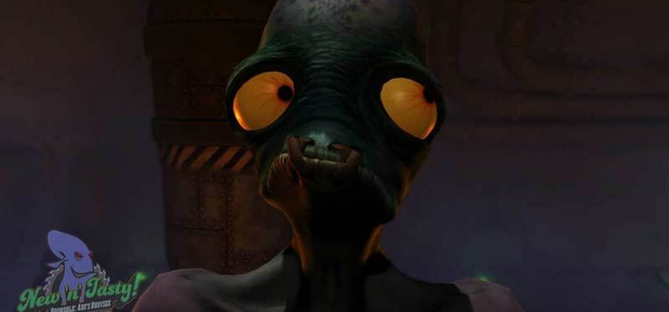 Oddworld : New 'n' Tasty, test du jeu sur PS4