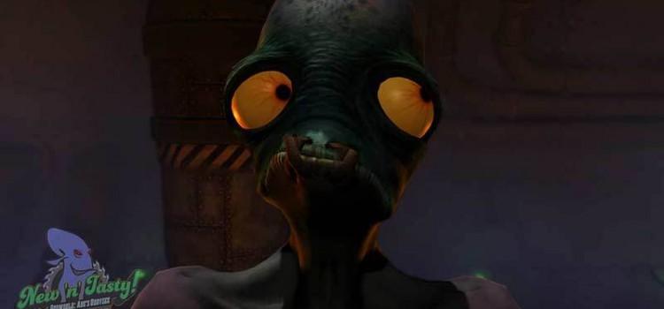 [TEST] Oddworld : New 'n' Tasty sur PS4
