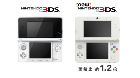 [ANNONCE] Nintendo présente la New 3DS