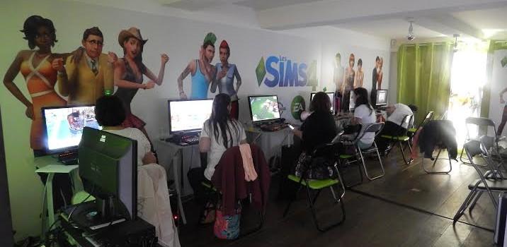 [COMPTE-RENDU] Présentation de Sims 4