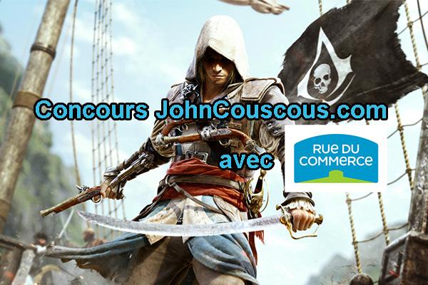 [CONCOURS] Gagnez le jeu Assassin's Creed IV : Black Flag !