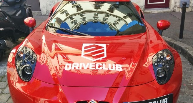 [COMPTE-RENDU] The #DriveClubEvent