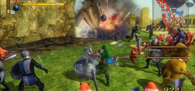 [TEST] Hyrule Warriors sur Wii U