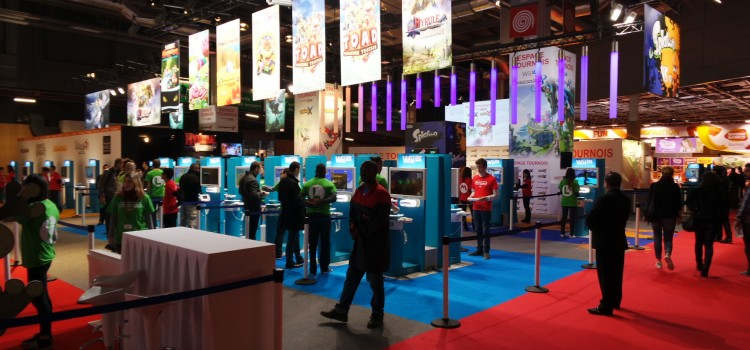 [COMPTE-RENDU] Soirée de lancement : Paris Games Week 2014