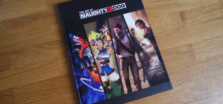 [ARRIVAGE] The Art of Naughty Dog