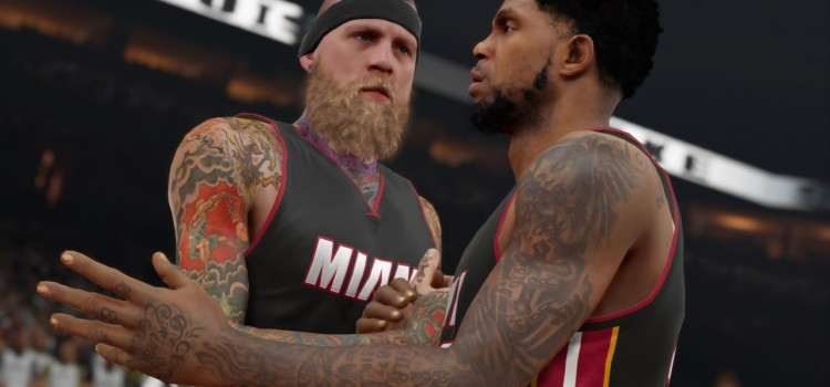 [TEST] NBA 2K15 sur PS4