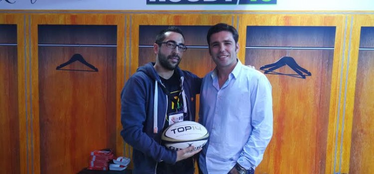 [INTERVIEW] Dimitri Yachvili et Jordi Tixier sur la Paris Games Week
