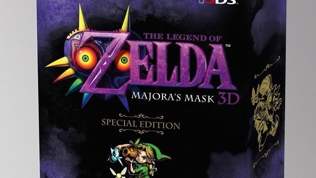 [ANNONCE] Zelda : Majora's Mask 3D sur 3DS