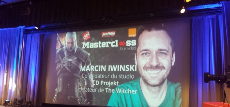 [COMPTE-RENDU] MasterClass avec Marcin Iwinski