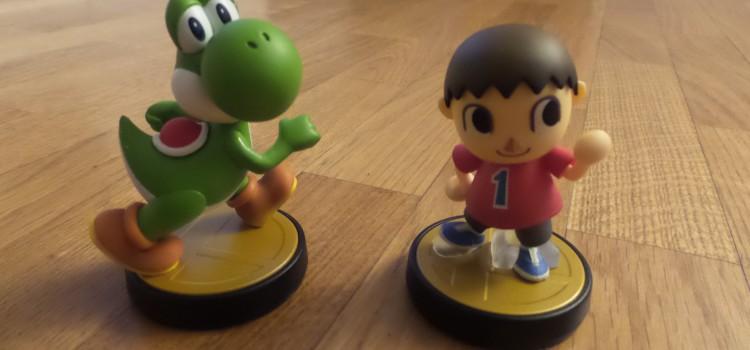 [PRESENTATION] Découverte des Amiibo de Nintendo