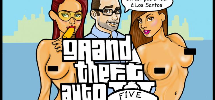 [ILLUSTRATION] Le 4ème homme de Los Santos