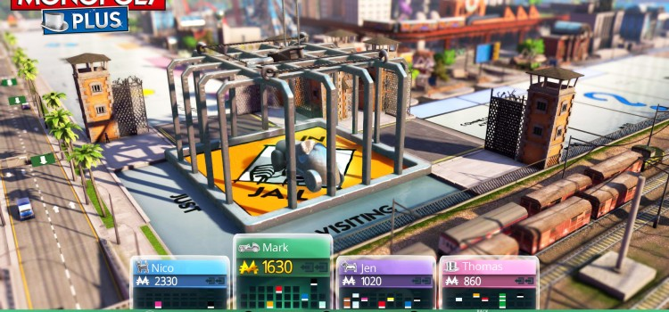 [TEST] Monopoly Family Fun Pack sur PS4