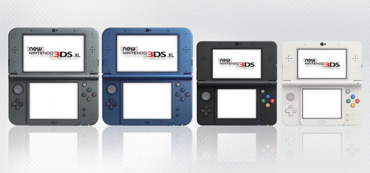 [ANNONCE] La New 3DS débarquera le 13/02 prochain !
