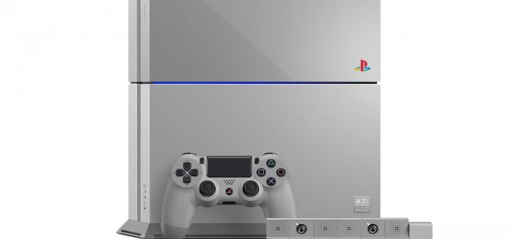 [ÉVÉNEMENT] Tirage au sort pour les PS4 20th Anniversary Edition