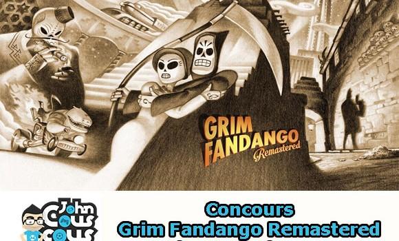 [CONCOURS] Gagnez des clés Steam pour Grim Fandango Remastered