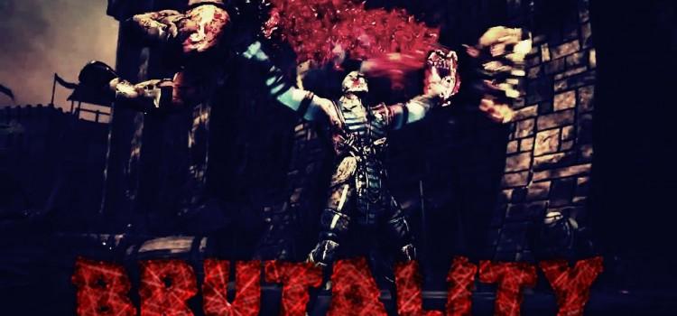 """[VIDEO] Les """"Brutality"""" de Mortal Kombat X"""