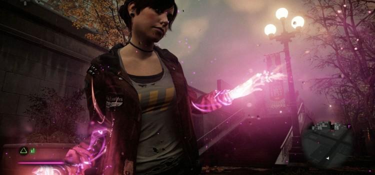 [TEST] inFAMOUS : First Light sur PS4