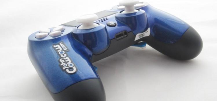 [TEST] Manette PS4 personnalisée par Blast-Controllers