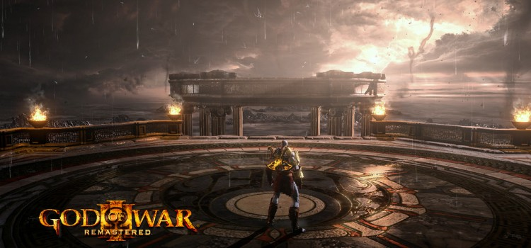 [ANNONCE] God of War III Remastered sur PS4
