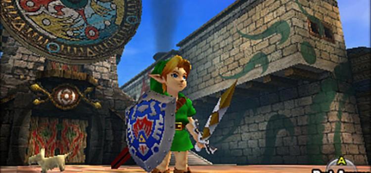 [TEST] Zelda Majora's Mask 3D sur 3DS