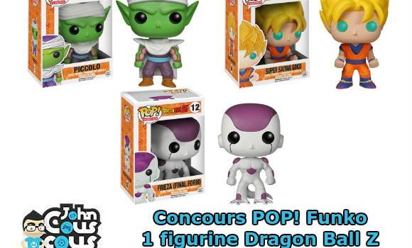 [CONCOURS] Gagnez un POP! Funko Dragon Ball Z