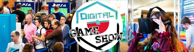 [ANNONCE] Le Digital and Game Show en juin