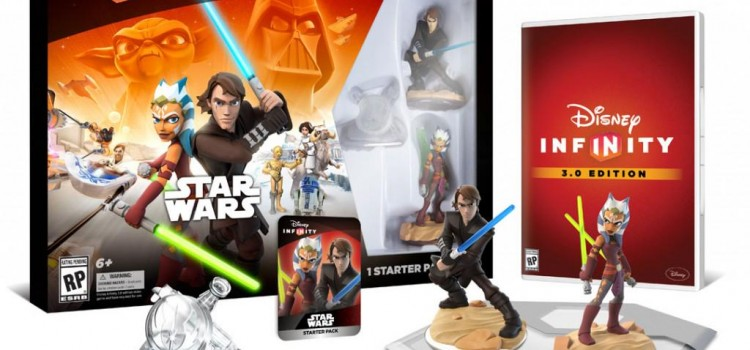 [ANNONCE] Disney Infinity 3.0 : Star Wars