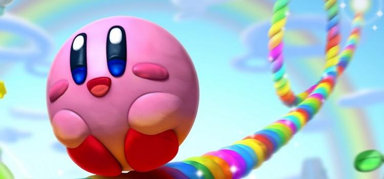 [TEST] Kirby et le Pinceau Arc-en-ciel sur Wii U