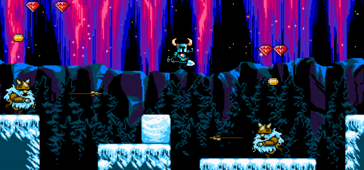 [TEST] Shovel Knight sur PS4 / PS Vita