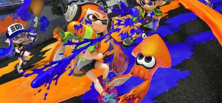 [ANNONCE]Sortie de Splatoon sur Wii U