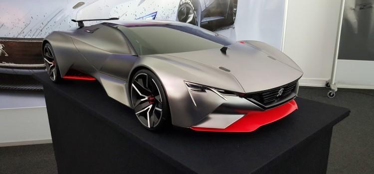 [COMPTE-RENDU] Découverte de la #PeugeotVisionGT pour Gran Turismo 6