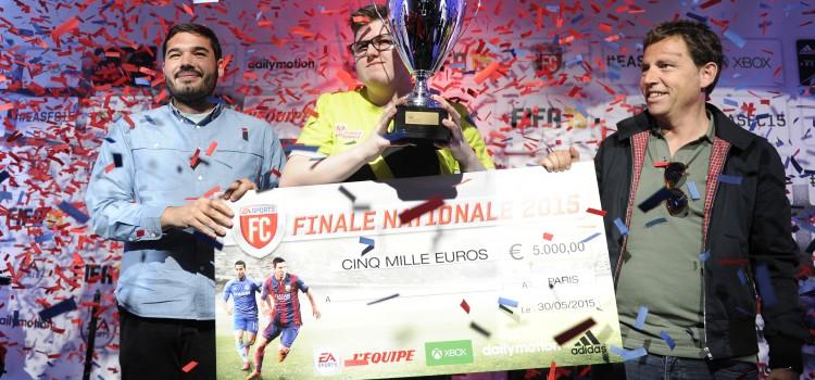 [COMPTE-RENDU] Finale de FIFA 15 – EA Sports FC