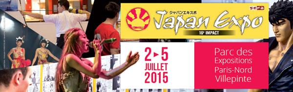 [ANNONCE] La Japan Expo de retour à Paris